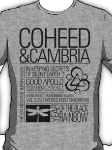Typographic Fence T-Shirt