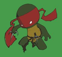 Cool But Rude Raph by BadStyle