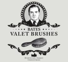 Bates Valet Brushes - Downton Abbey Industries by satansbrand