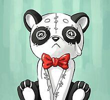 Panda Doll by freeminds