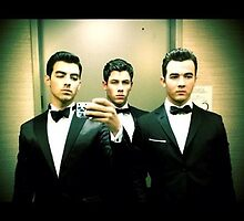 Jonas Brothers by xLittleMonsterx