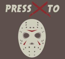 Press X To Jason by DANgerous124