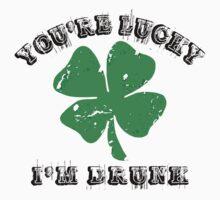 Luck of The Irish by HolidayT-Shirts