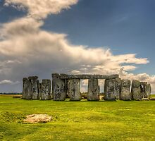 Stonehenge by Peter Sutton