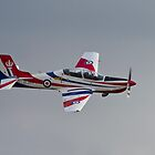 RAF Tucano by PhilEAF92