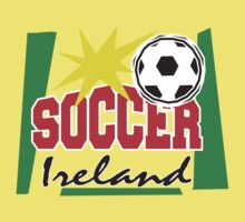 Irish Soccer Kids Clothes