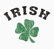 Irish Shamrock Kids Clothes