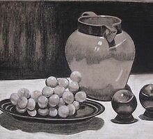 Still Life by Marsha Hallet