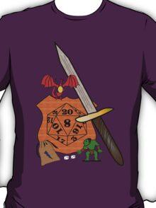 Table top gaming T-Shirt