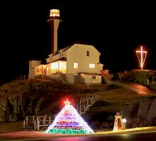 Merry Christmas from Yarmouth by Debbie  Roberts