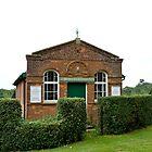 Village Church by Sue Robinson