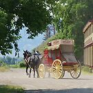 stagecoach by roger smith