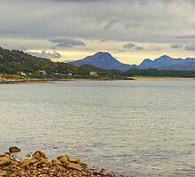 Gairloch,Wester Ross by Jamie  Green