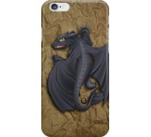 Train your Dragon! iPhone Case/Skin