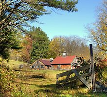 Shilo Farm by Monica M. Scanlan