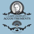 Lady Crawley - Downton Abbey Industries by satansbrand