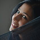 a beautiful smile by Samir Ray
