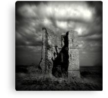 The Ruins of Hadleigh Castle (English Heritage) Canvas Print