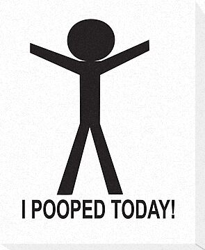 i pooped today  by nadil