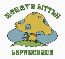 Mommy's Little Leprechaun by HolidayT-Shirts