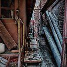 Junk Yard by Adam Northam
