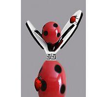 "?? ??""Lucky Ladybug"" IPhone Case""?? ??"" by ✿✿ Bonita ✿✿ ђєℓℓσ"