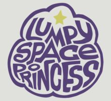 Lumpy Space Princess  by Gem NC