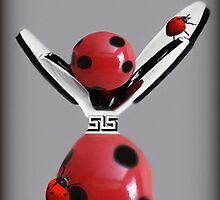 """Lucky Ladybug"" Picture/Card by ✿✿ Bonita ✿✿ ђєℓℓσ"