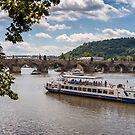 Praha: The Danube by Jacinthe Brault