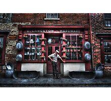 Mr Langston's Hardware Shop Photographic Print