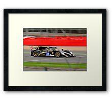 Lotus No 31 Framed Print