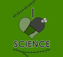 I Love Science by AnimePlusYuma