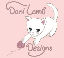 Yarn Kitty DaniLambDesigns  by DaniLambDesigns