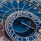 Praha: The Astronomical Clock by Jacinthe Brault