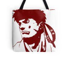 Ryu 隆 - The Spiritual Warrior Tote Bag