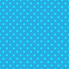 Polka Dots Blue by Medusa81