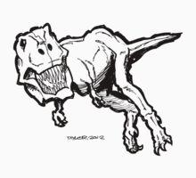 T-Rex Black by Bret Taylor