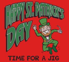 St. Patrick's Day Kids Clothes