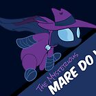 The Mysterious Mare Do Well Tshirt (My Little Pony: Friendship is Magic) by broniesunite