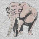 Elephant Design [JESUS DESIGNED] by imjesuschrist