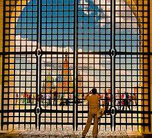 "Iron Curtain or ""Россия глазами иностранцев"" by LudaNayvelt"