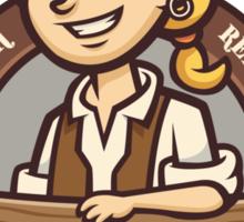 Guybrush's Grog Sticker