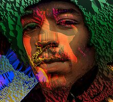 JIMI HENDRIX2 by BOOKMAKER