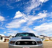 Ford Mustang GT by Ben Hodgson