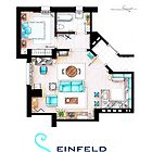 Seinfeld Apartment v2 by Iaki Aliste Lizarralde