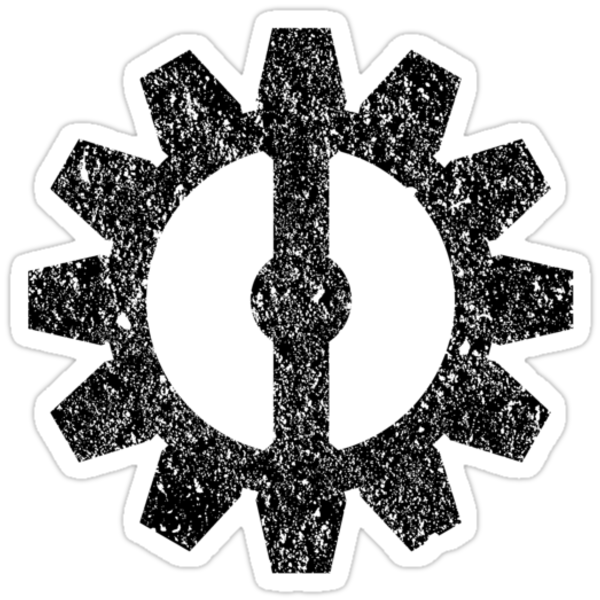 Mechanist Flag by bubblemunki