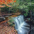 Oneida Falls October 2012 by Aaron Campbell