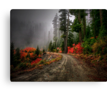 The Glory Road Canvas Print