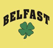 Belfast Irish Kids Clothes