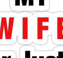 sellwife Sticker